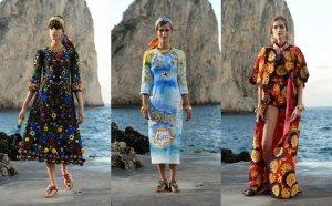 DOLCE GABBANA couture alta moda 2015 winter fall 2016 collection capri